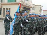 不忘初心:记中国赴黎巴嫩维和部队扫雷老兵