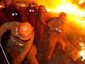 武警森林部队投入7000余名官兵扑救大兴安岭森林火灾