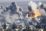 以色列轰炸叙利亚境内军事目标