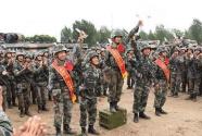 第83集团军某旅:专业健身教练 助力新兵训练