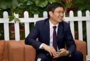 隆基股份董事长钟宝申:发展可再生能源实现减排
