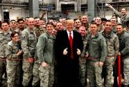 """特朗普突访伊拉克:美在中东转向""""离岸平衡""""?"""