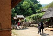五一大美乡村人气旺 乡村旅游成为脱贫主战场