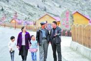 新疆:美丽乡村建设助推旅游发展