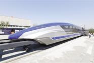 """时速600公里 国产高速磁浮列?#23548;?#23558;""""起飞"""""""