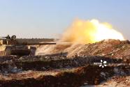 叙政府军收复伊德利卜战略要地 取得重大地面进展
