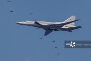 """俄战略轰炸机""""抵近""""美国演练战术"""