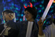 首屆黃河之濱音樂節在蘭州開幕