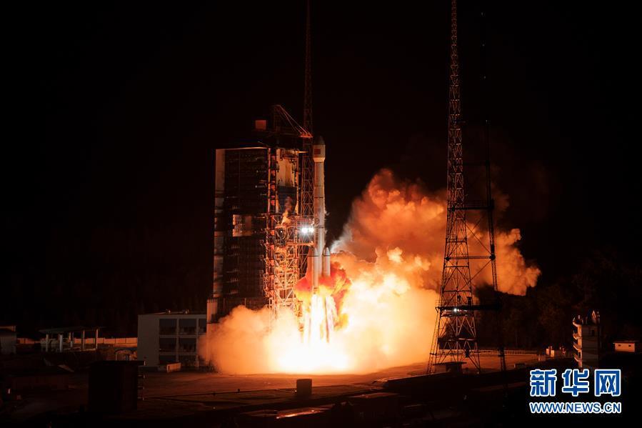 (科技)(2)我国成功发射通信技术试验卫星四号