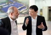 华晨:改革创新开放合作 推动高质量发展