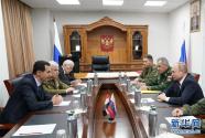俄羅斯總統普京訪問敘利亞