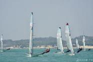 全国帆船锦标赛在汕尾落幕
