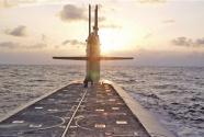 美海軍推進戰略威懾能力建設
