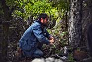 """""""树语者""""朱海峰:冰川密语,藏在树木年轮里"""