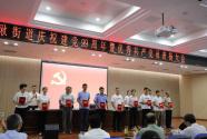 南京市溧水区石湫街道开展庆祝建党99周年系列活动