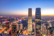 朝陽區:形成高精尖產業體系構建雙循環經濟格局