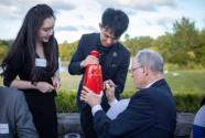 红西凤亮相国际展望大会让世界记住中国味道