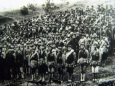 红军主力长征后,中央苏区1.6万将士悲壮的留守