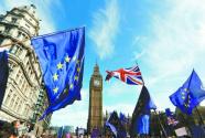 """公投五年后,英國受困""""脫歐""""后遺癥"""
