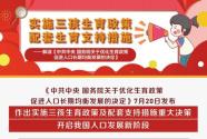 实施三孩生育政策,配套生育支持措施——解读《中共中央 国务院关于优化生育政策促进人口长期均衡发展的决定》