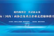 新華直播 | 國際 (國內)商協會及重點企業走進榆林推介會